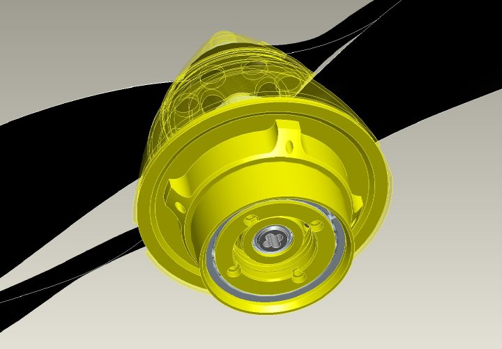 Contra Rotating Propeller Drive for f3a 2m Pattern Planes - RCU Forums