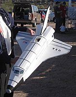 Space Shuttle Depron RC Model - Scratch   - RCU Forums