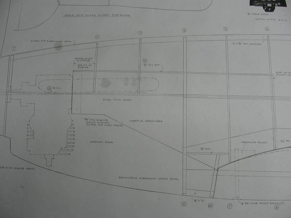 Don Smith P 51 Build Rcu Forums Engine Diagram Ca83067 Vq51622