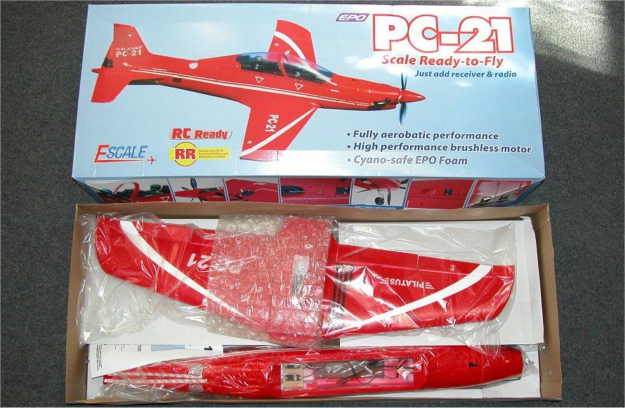 Hobby Lobby Pilatus PC-21 - RCU Forums
