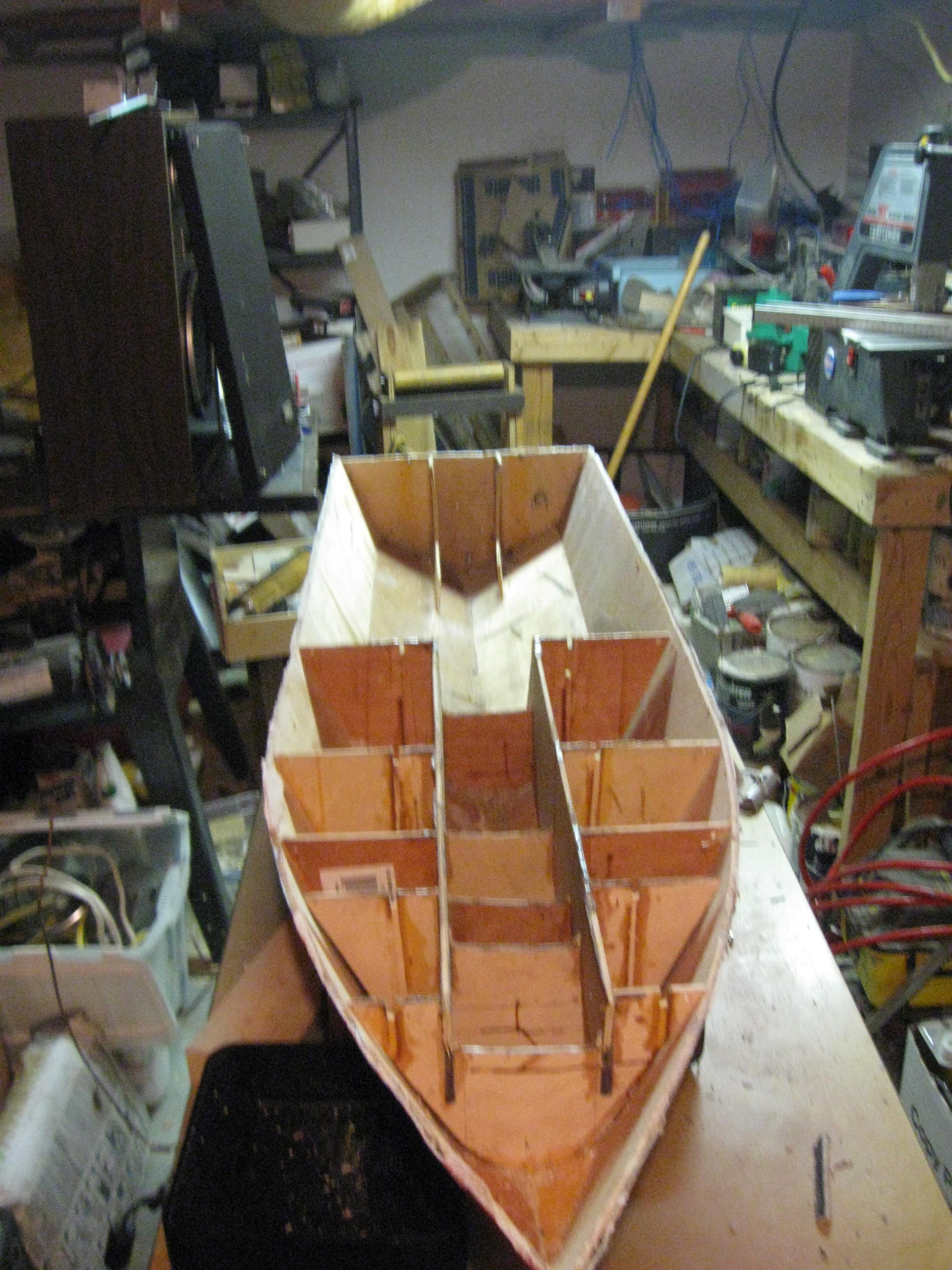 Custom rc boat STUCK Page 2 RCU Forums