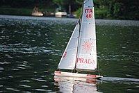 Thunder tiger etnz 1 meter sailboat - RCU Forums