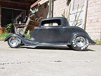 1/4 Scale 1934 Ford Frame - Page 6 - RCU Forums