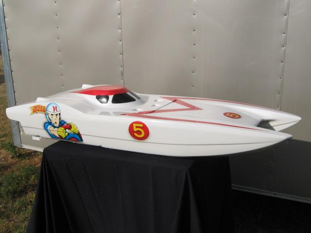 will build a 60 inch catamaran  - RCU Forums