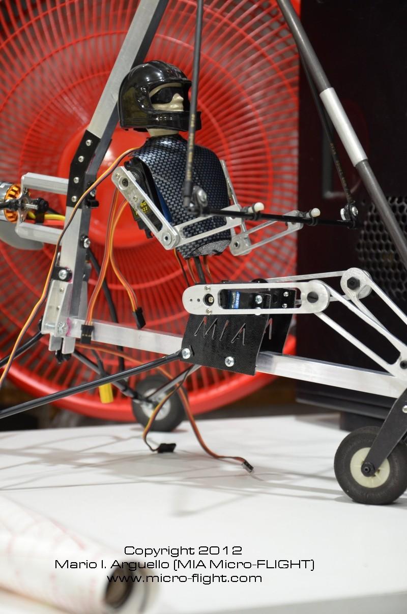 MIA RC MICROLIGHT TRIKE ULTRALIGHT ROBOTIC PILOT - RCU Forums