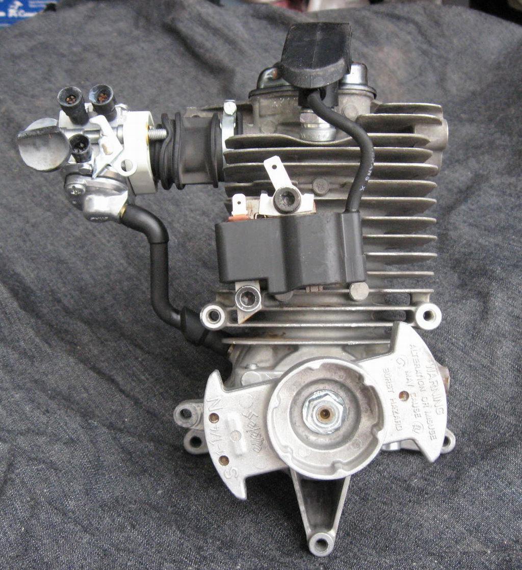 Stihl 4 mix engines - RCU Forums