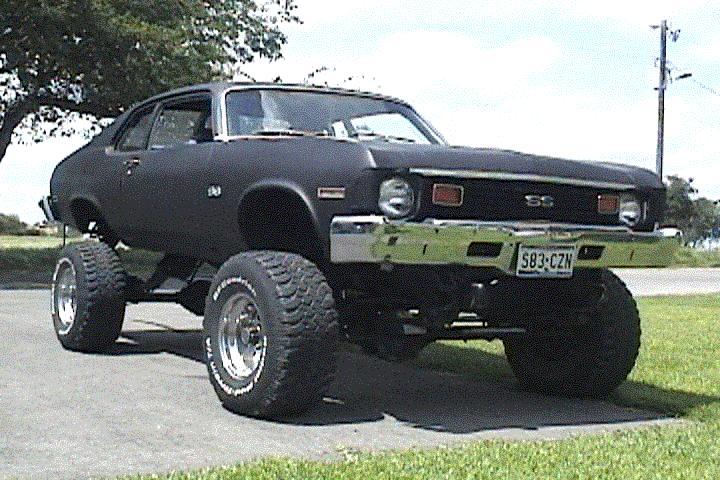 My 4x4 S S Chevy Nova Rcu Forums