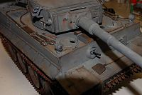 Ok, My First HL RC Tank Tiger 1 Detailed Weathered - RCU Forums