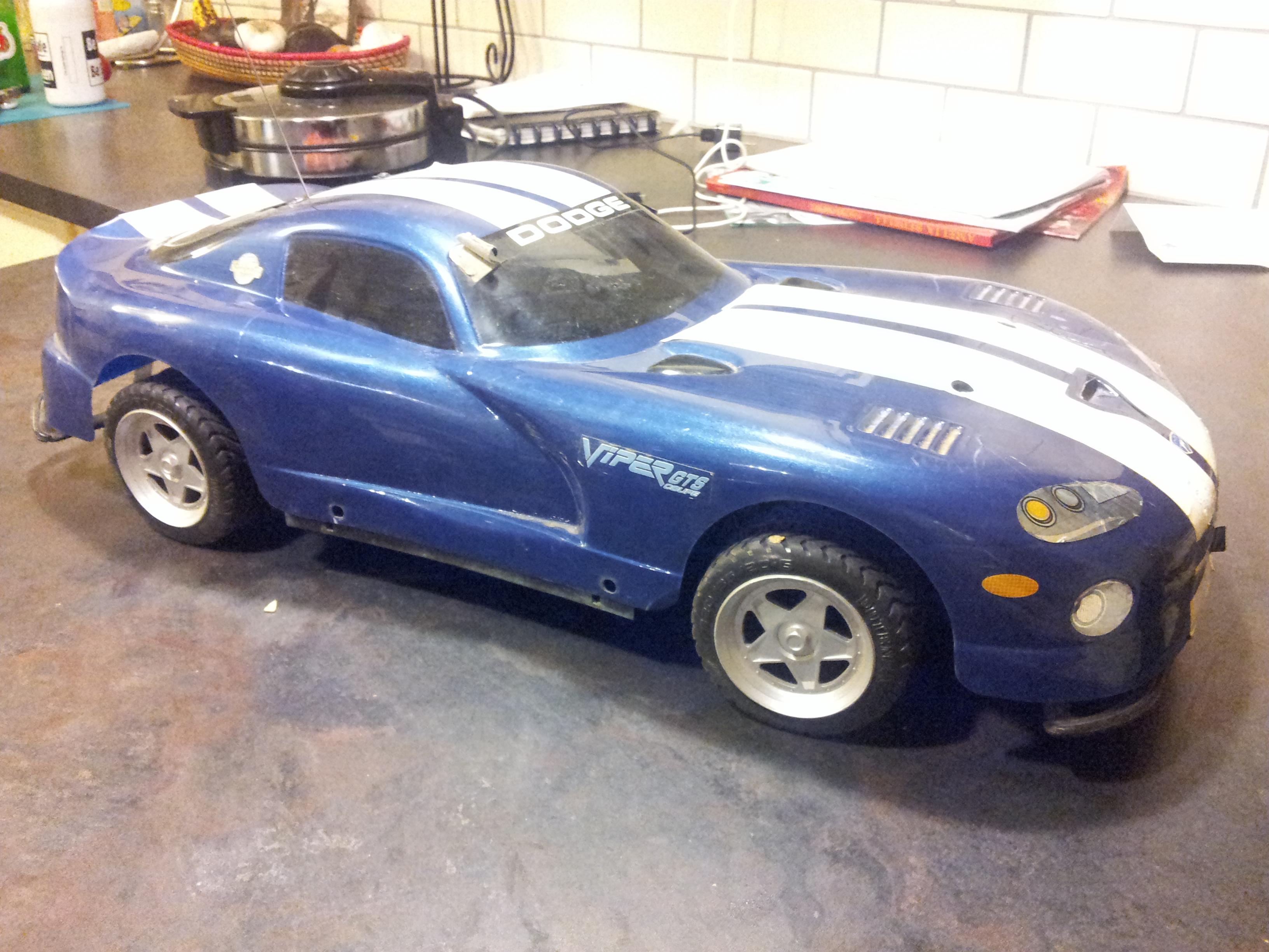 Help identifying Viper GTS RC car - RCU Forums