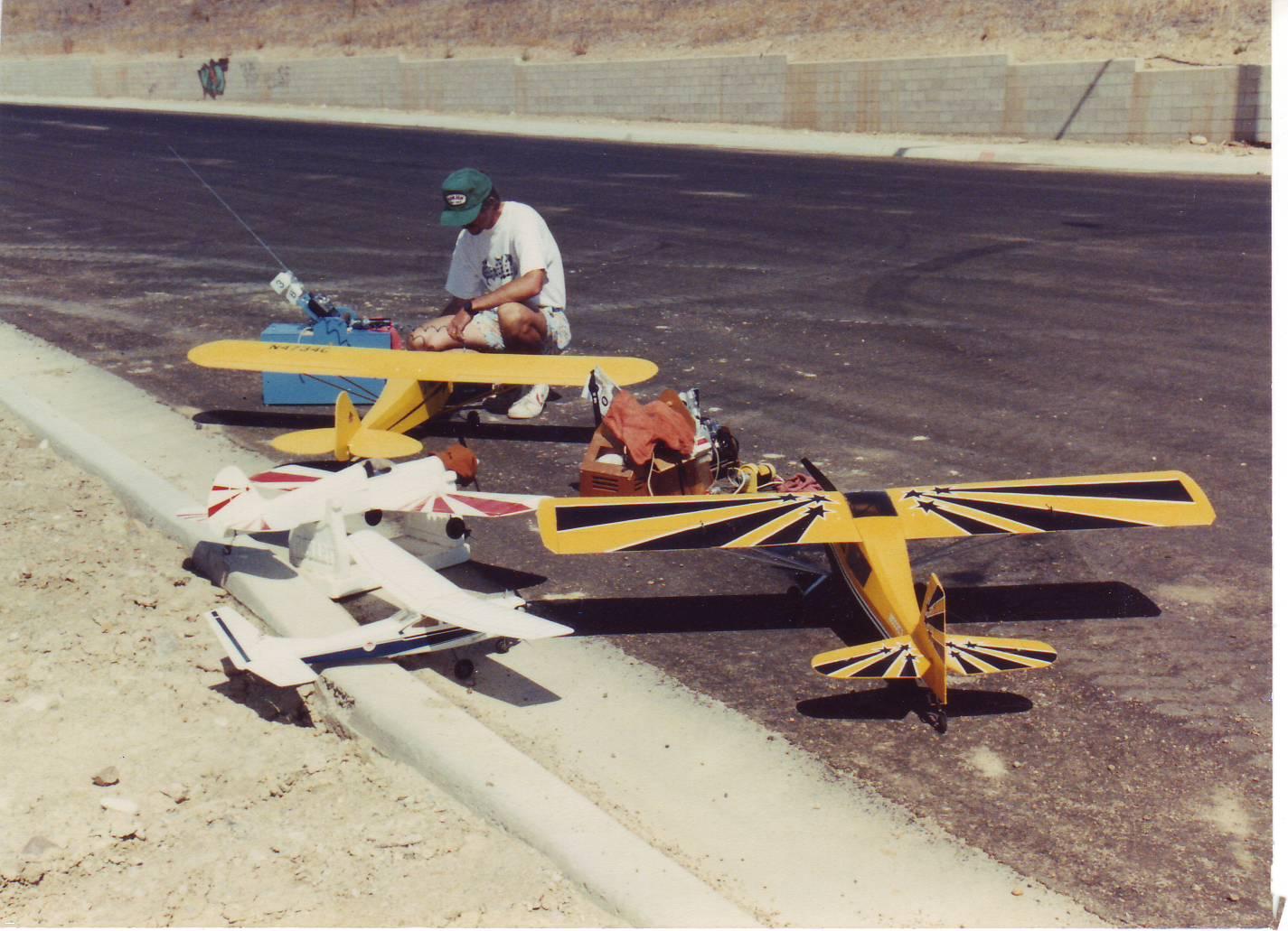 Pilot kits - RCU Forums