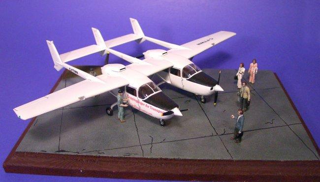 Seagull Model Cessna 337 ARF - Page 12 - RCU Forums