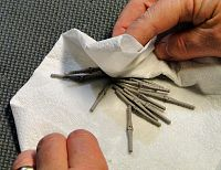 Click image for larger version  Name:Drying washed pin hinges.jpg Views:500 Size:227.7 KB ID:1948293