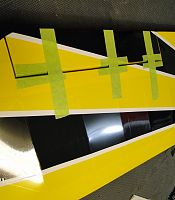 Click image for larger version  Name:Tape aileron down tightly.jpg Views:495 Size:166.4 KB ID:1950569