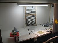 Click image for larger version  Name:Spray Booth with left Door open.jpg Views:224 Size:367.3 KB ID:1951263