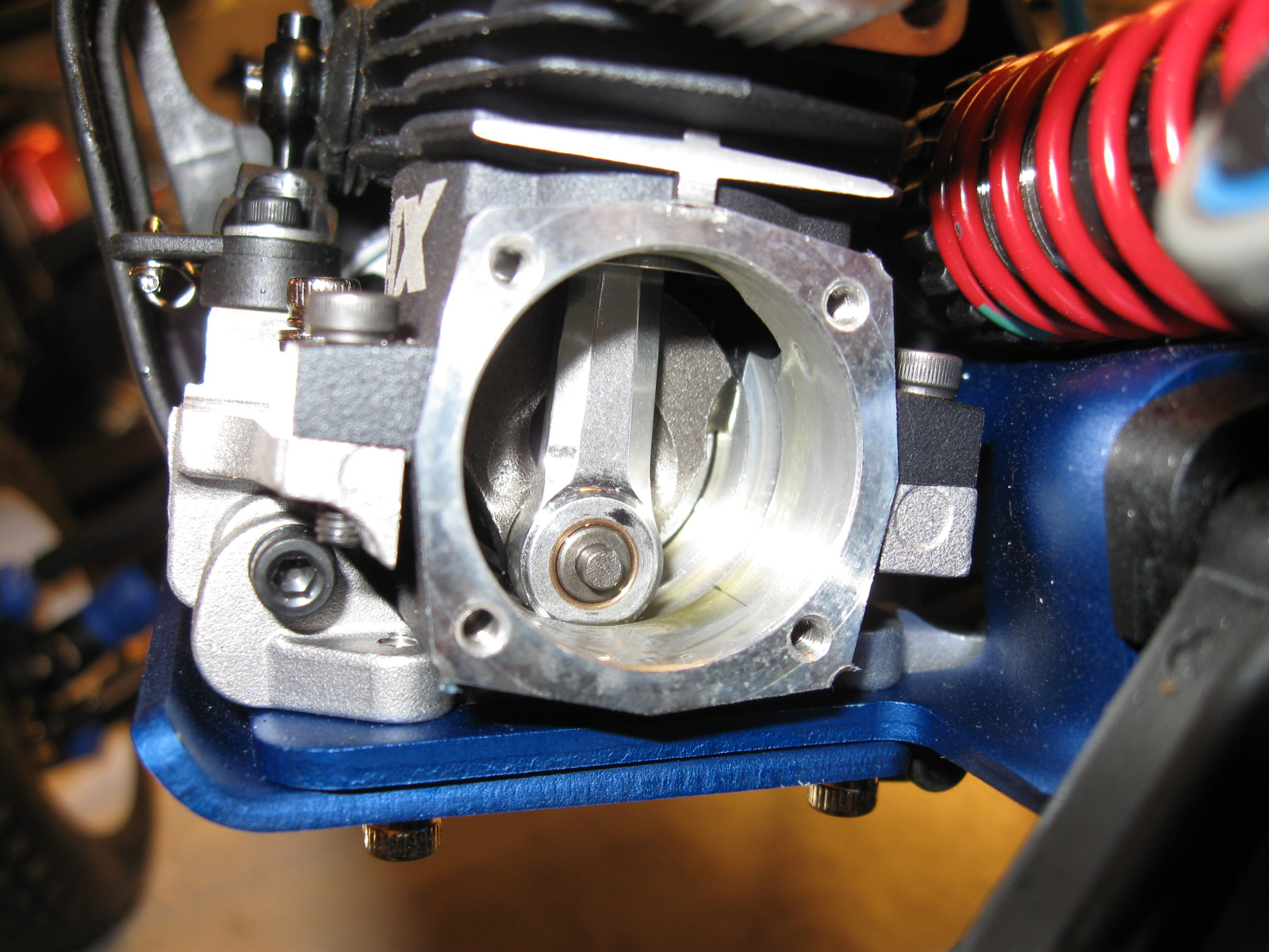 Picco introduces their new P Max 21 nitro engine for the Revo and T Maxx RCU Forums