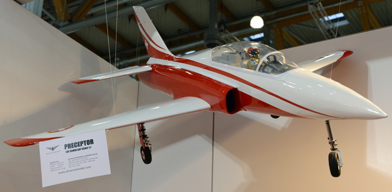 Phoenix Model - JDF03 Preceptor EDF 90mm Scale 1:7 - RCU Forums