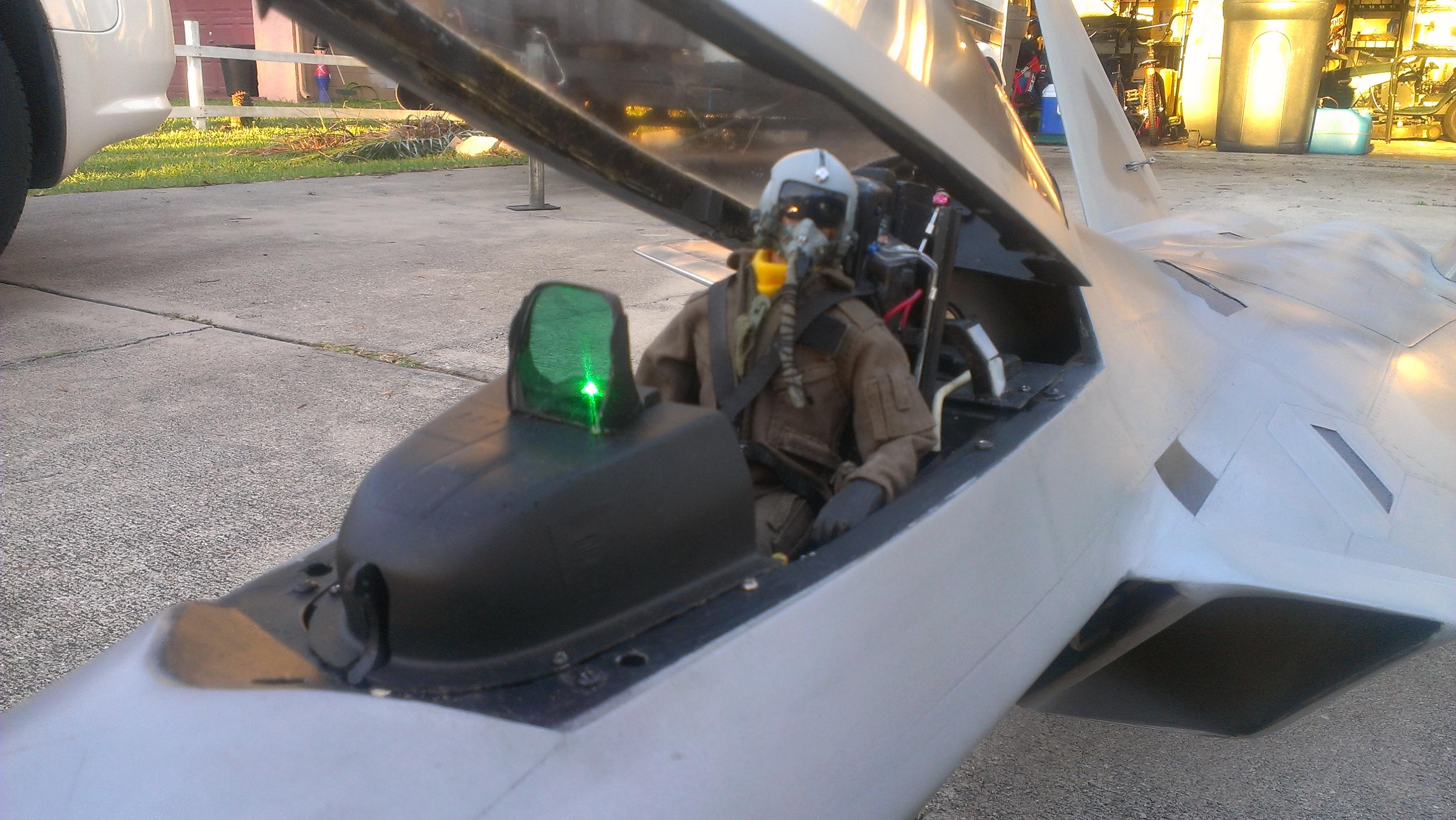 F22 Cockpit - RCU Forums