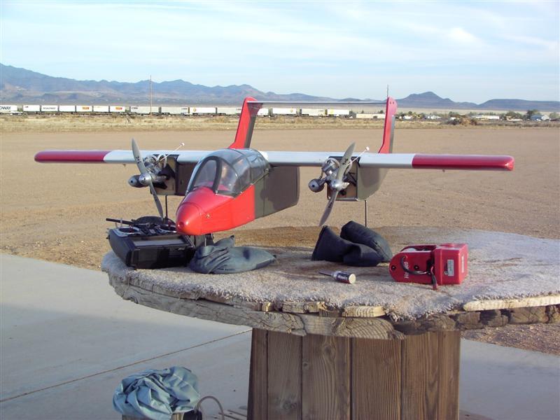 Bargain OV-10 Bronco 52 - RCU Forums