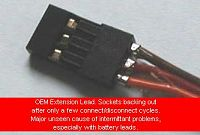 Click image for larger version  Name:OEM Servo Extension Lead.jpg Views:91 Size:15.1 KB ID:1997836
