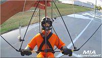 MIA RC Micro Trike-Ultralight-Microlight-Powered Hang Glider - RCU