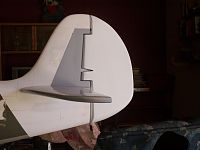 Click image for larger version  Name:Rudder ready for paint.JPG Views:136 Size:151.2 KB ID:2009896