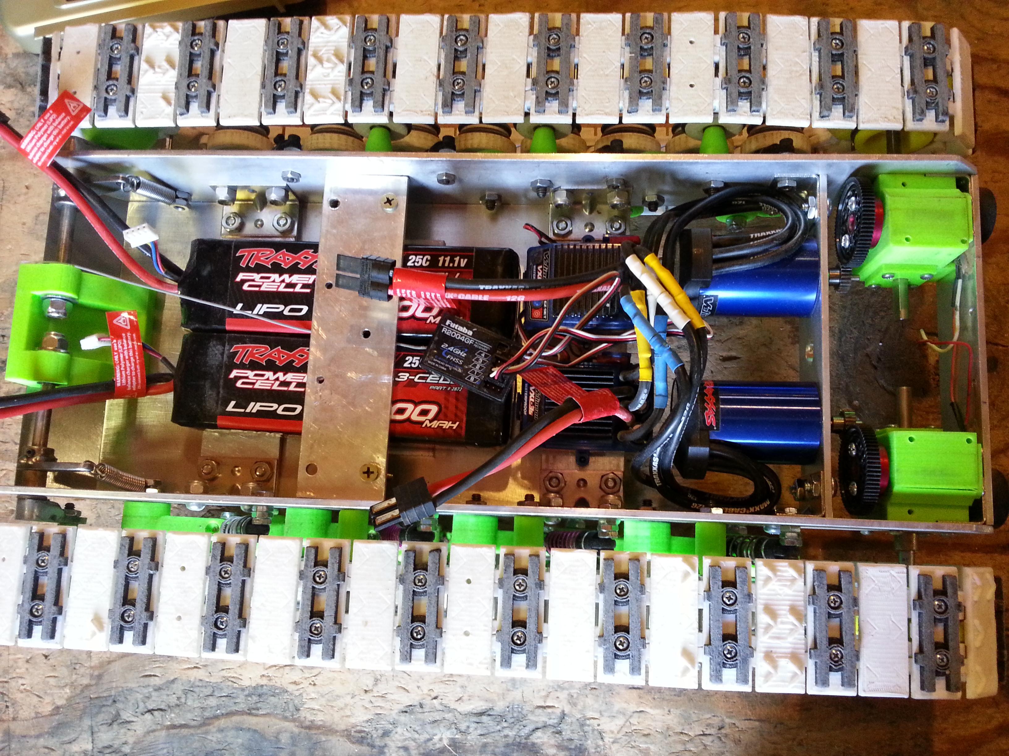 For Twin Esc Wiring Diagram - Wiring Diagrams Dock