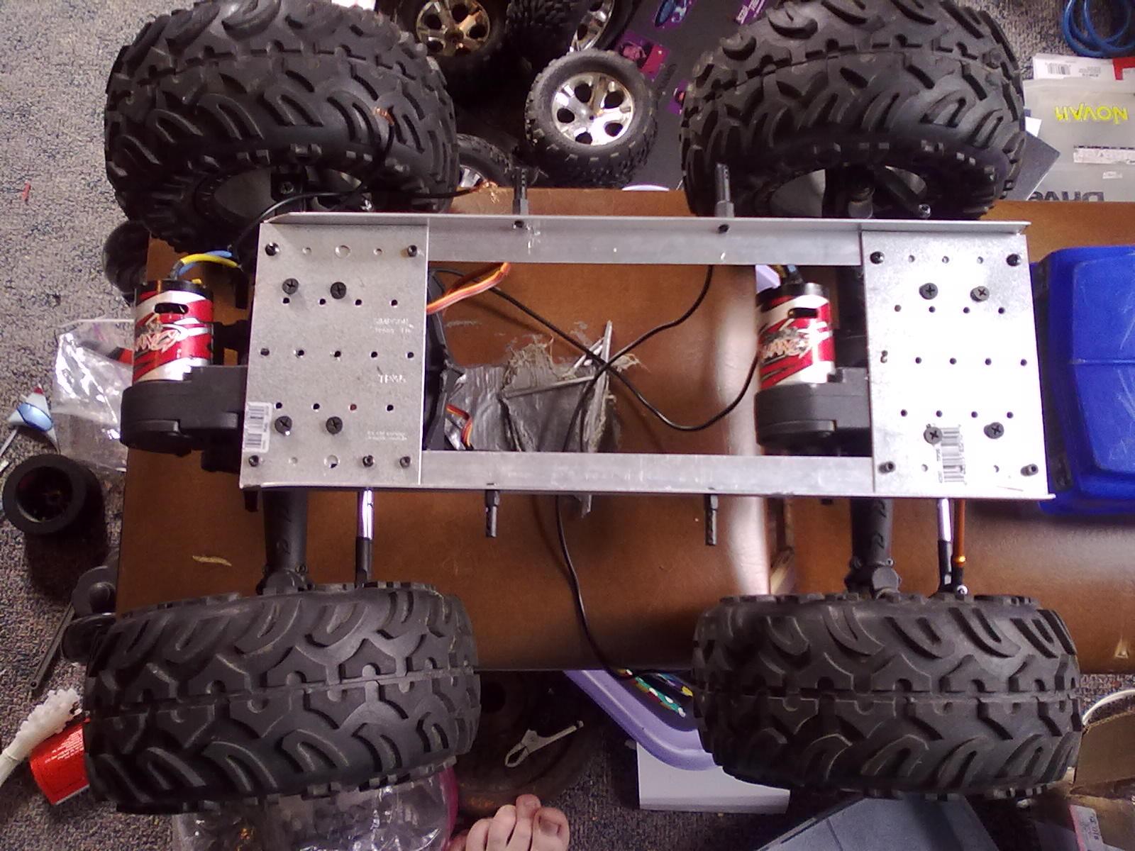 More   custom   trucks! Build pics thread!!! - RCU Forums