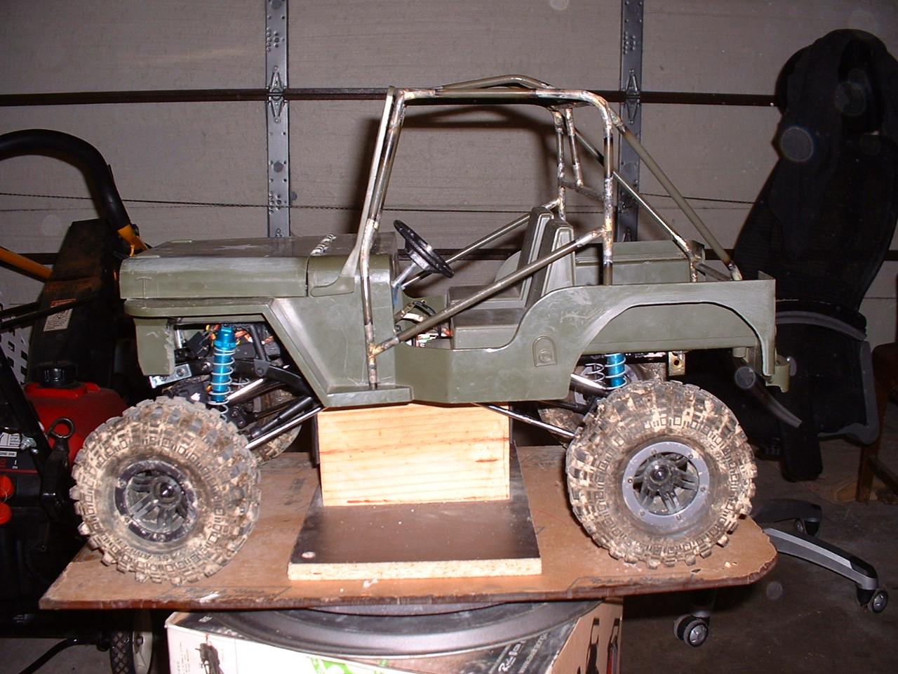 Click image for larger version  Name:GI Joe Jeep 6a 003.JPG Views:973 Size:324.2 KB ID:2041221