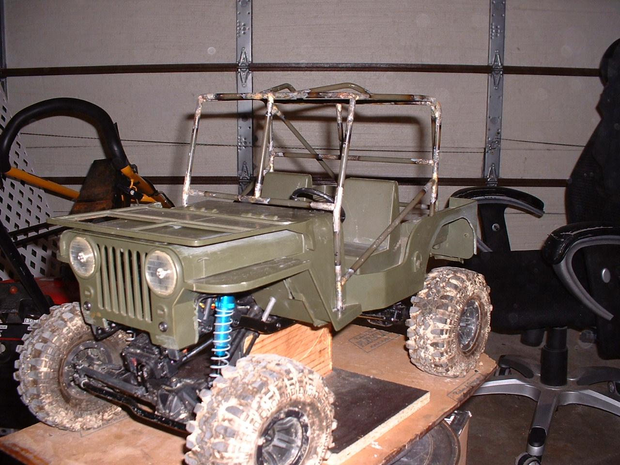 Click image for larger version.  Name:GI Joe Jeep 6a 004.JPG Views:355 Size:319.9 KB ID:2041222