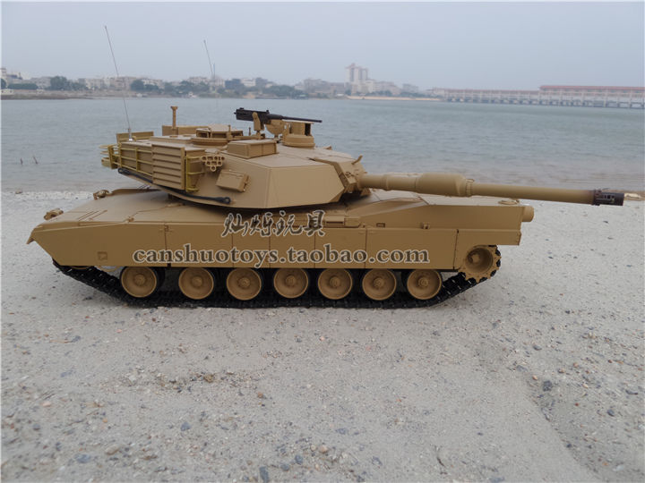 M1A2 Abrams da Heng Long Attachment