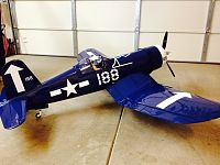 Click image for larger version  Name:Corsair assembled.jpg Views:231 Size:291.6 KB ID:2053359