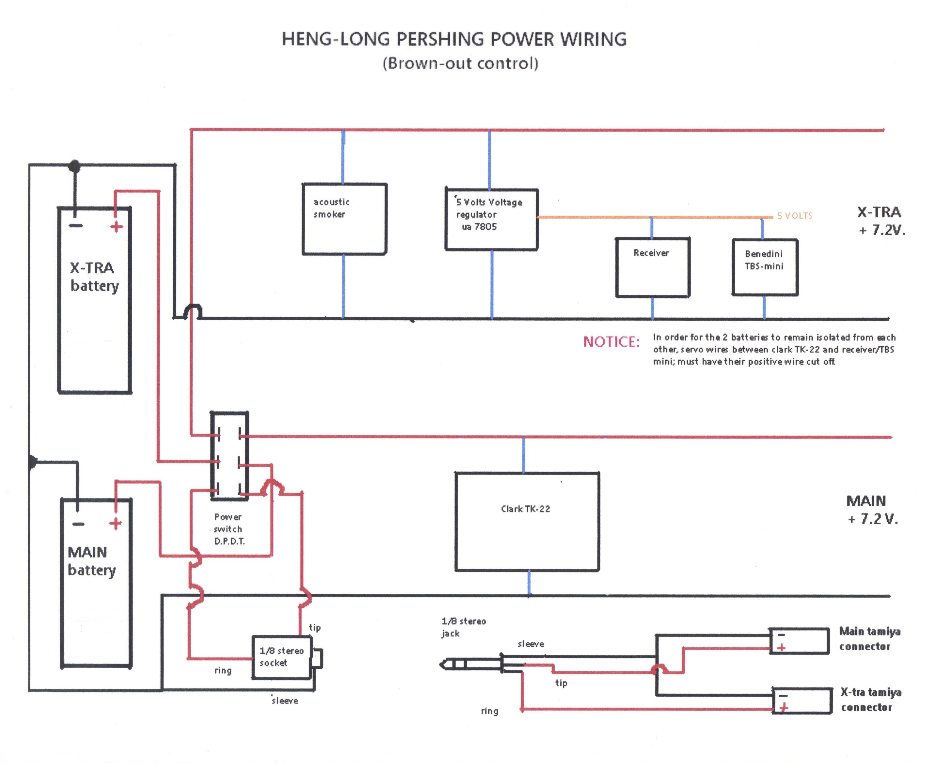 Winter Project Rcu Forums Tk 80 Wiring Diagram Heres The For My Hl Pershing Witch Is Basically Same