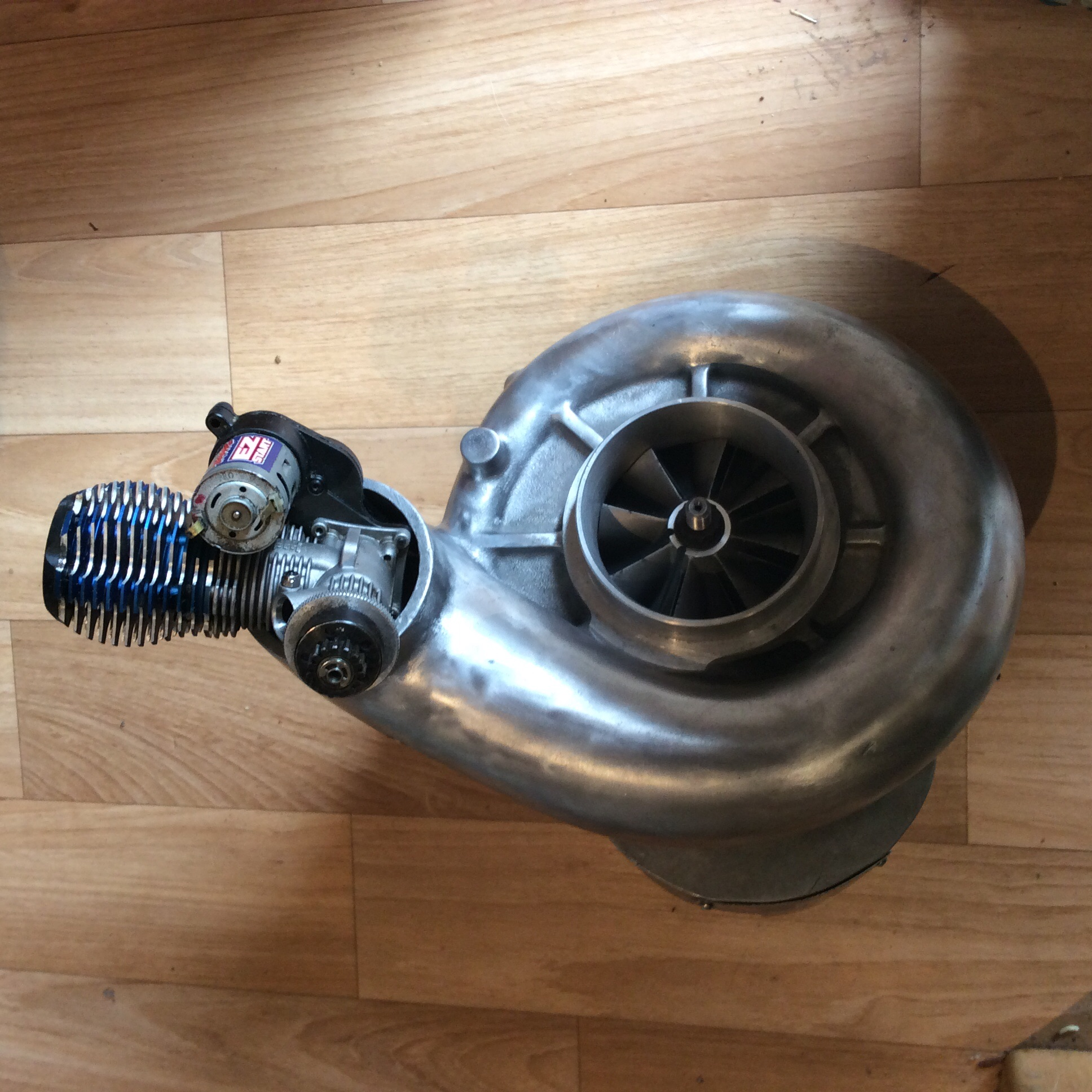 how to build a supercharger