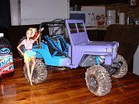Click image for larger version  Name:GI Joe Jeep 7b 004.JPG Views:1115 Size:327.4 KB ID:2063090