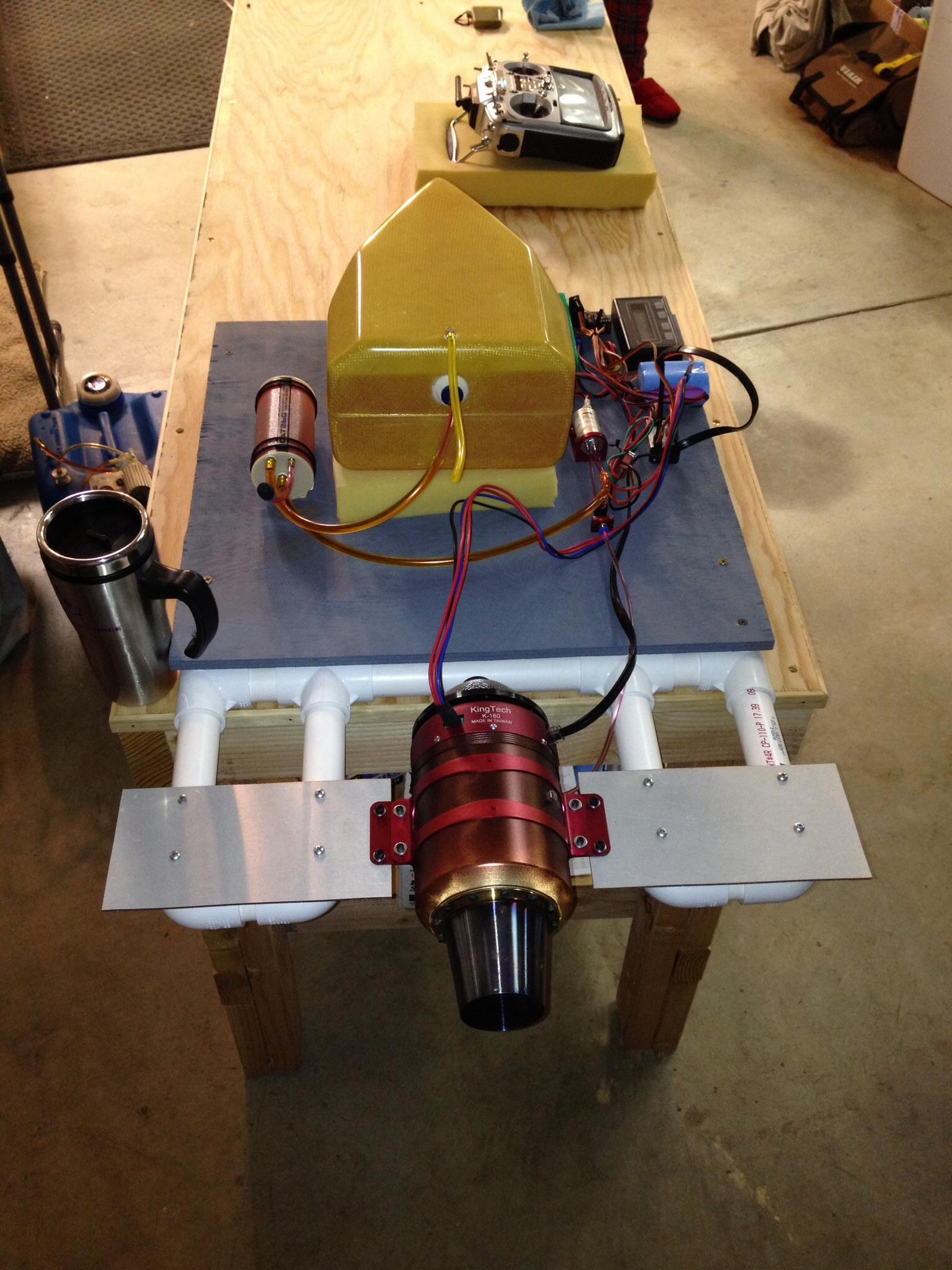 Turbine Test Stand RCU Forums