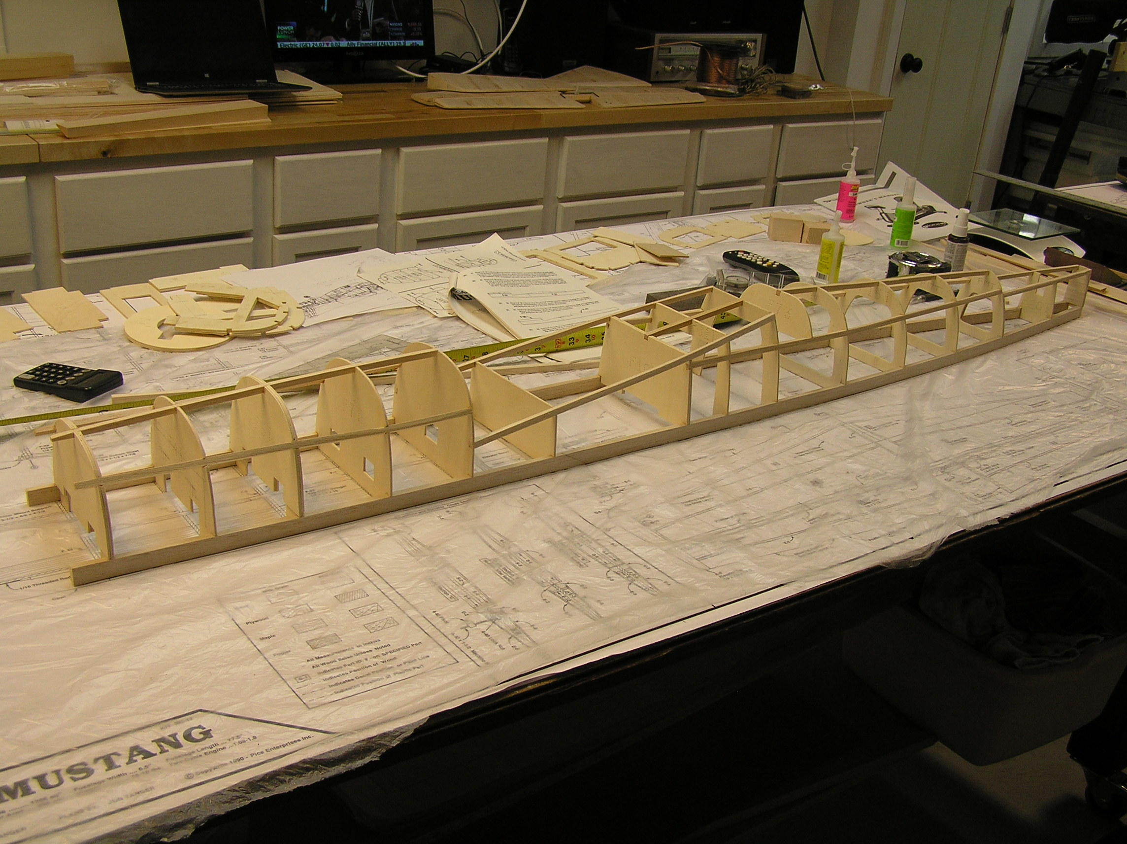 Click image for larger version  Name:E2 Top Fuselage 2.JPG Views:97 Size:756.5 KB ID:2072776
