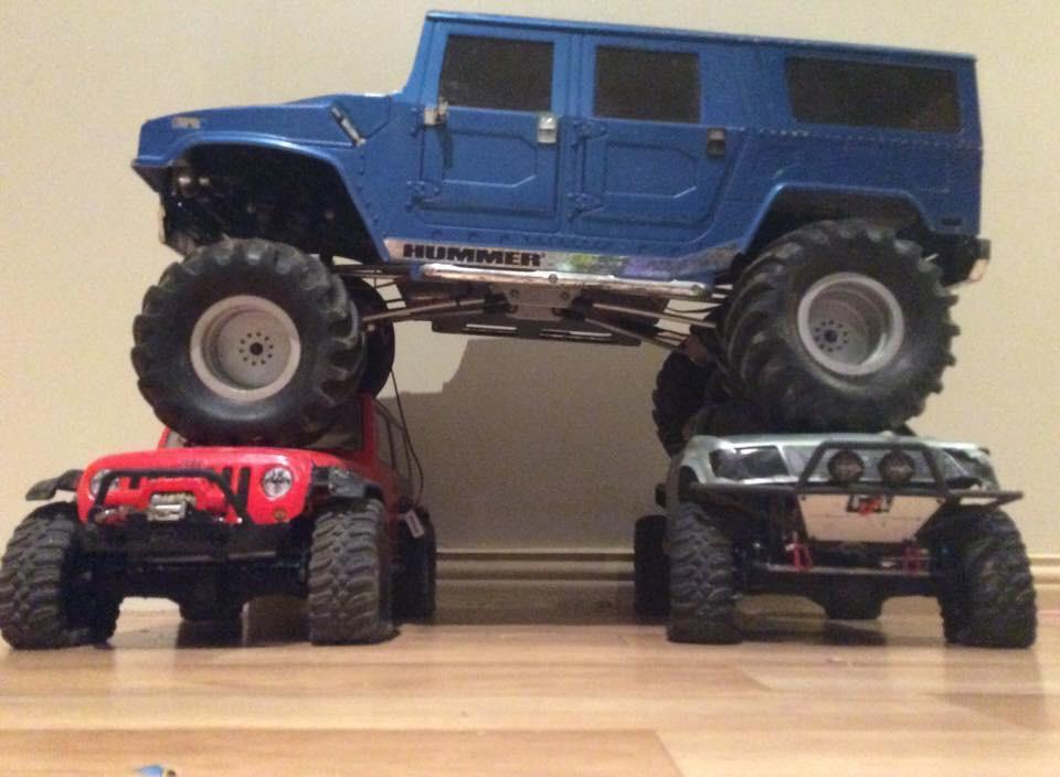 best solid axle monster truck? - RCU Forums