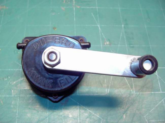 Manual Operation Hobbico Hand-Crank RC Glow Fuel Pump
