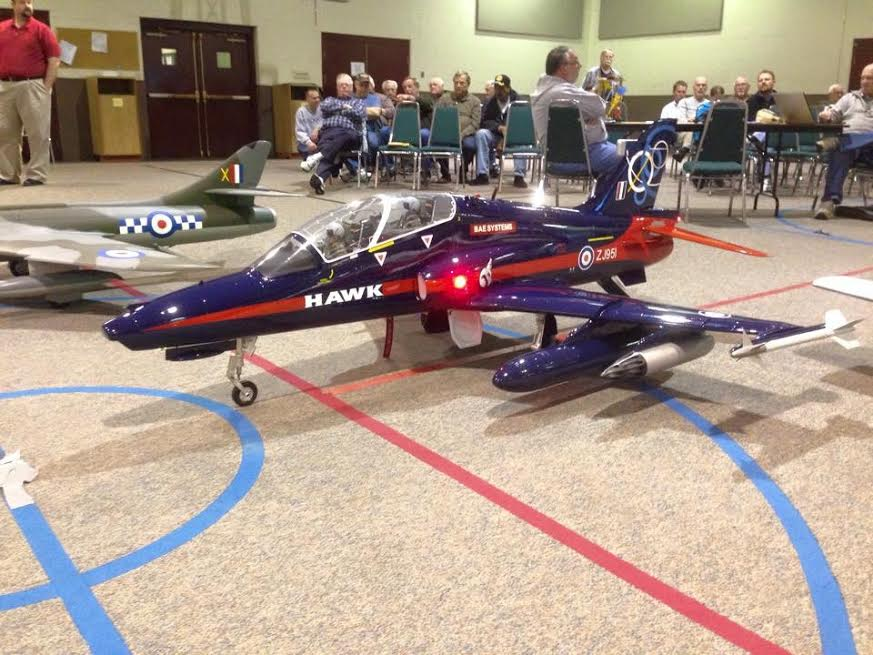 Skymaster BAE Hawk 100 assembly - RCU Forums