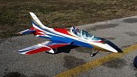 Click image for larger version  Name:SebArt Mini Avanti S 90mm EDF or P20 Turbine Jet White_Blue 1.jpg Views:2607 Size:221.5 KB ID:2095963