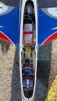 Click image for larger version  Name:SebArt Mini Avanti S With P20 Turbine White_Blue 1.jpg Views:1736 Size:138.9 KB ID:2095967