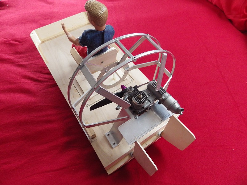 15 RC airboat build - RCU Forums