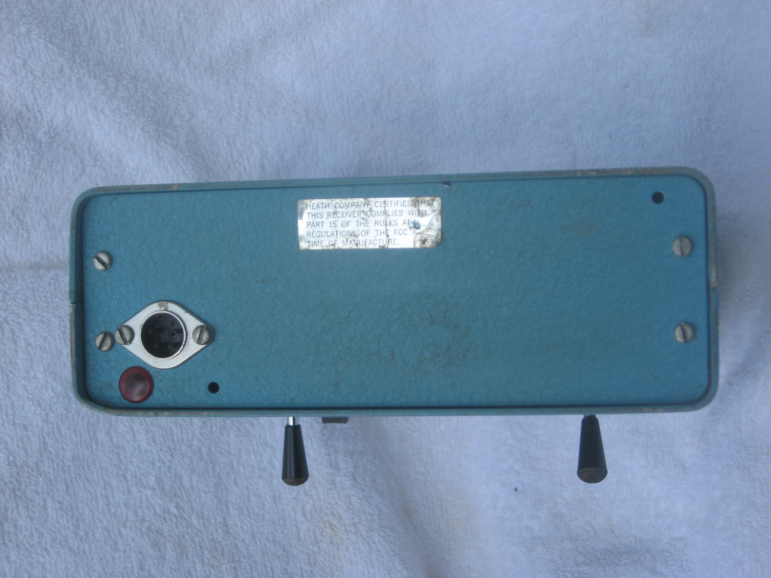 Who here built a Heathkit R/C radio? - RCU Forums