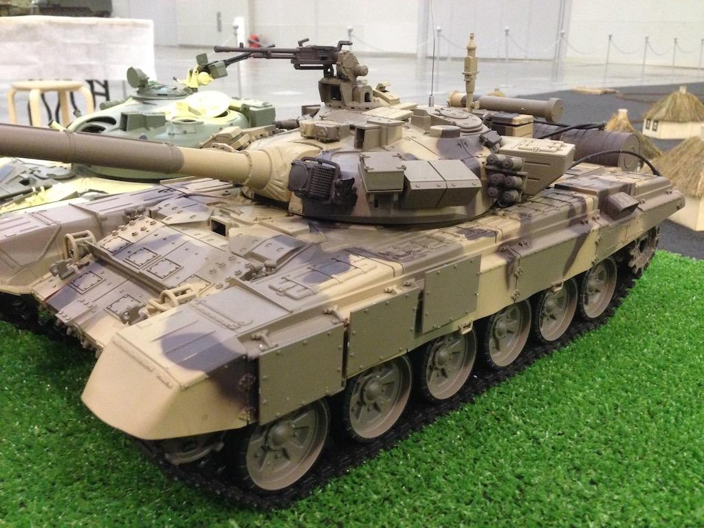 T-90 Tank Coming ? Attachment