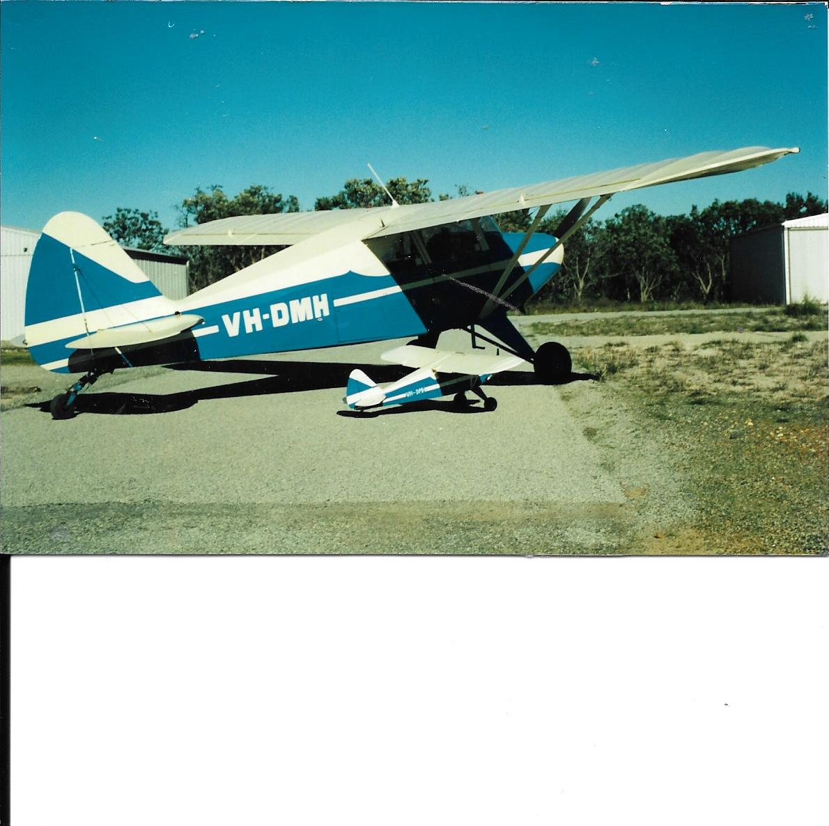 Piper Tri Pacer From Wendell Hostetler Is Now Here
