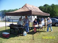 Click image for larger version  Name:Spanky supervising lunch preperations.jpg Views:96 Size:234.9 KB ID:2134811