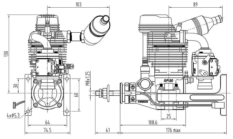 Click image for larger version  Name:ngh-gf30-30cc-4-stroke-gas-engine-dimensions-s.jpg Views:282 Size:69.3 KB ID:2151645