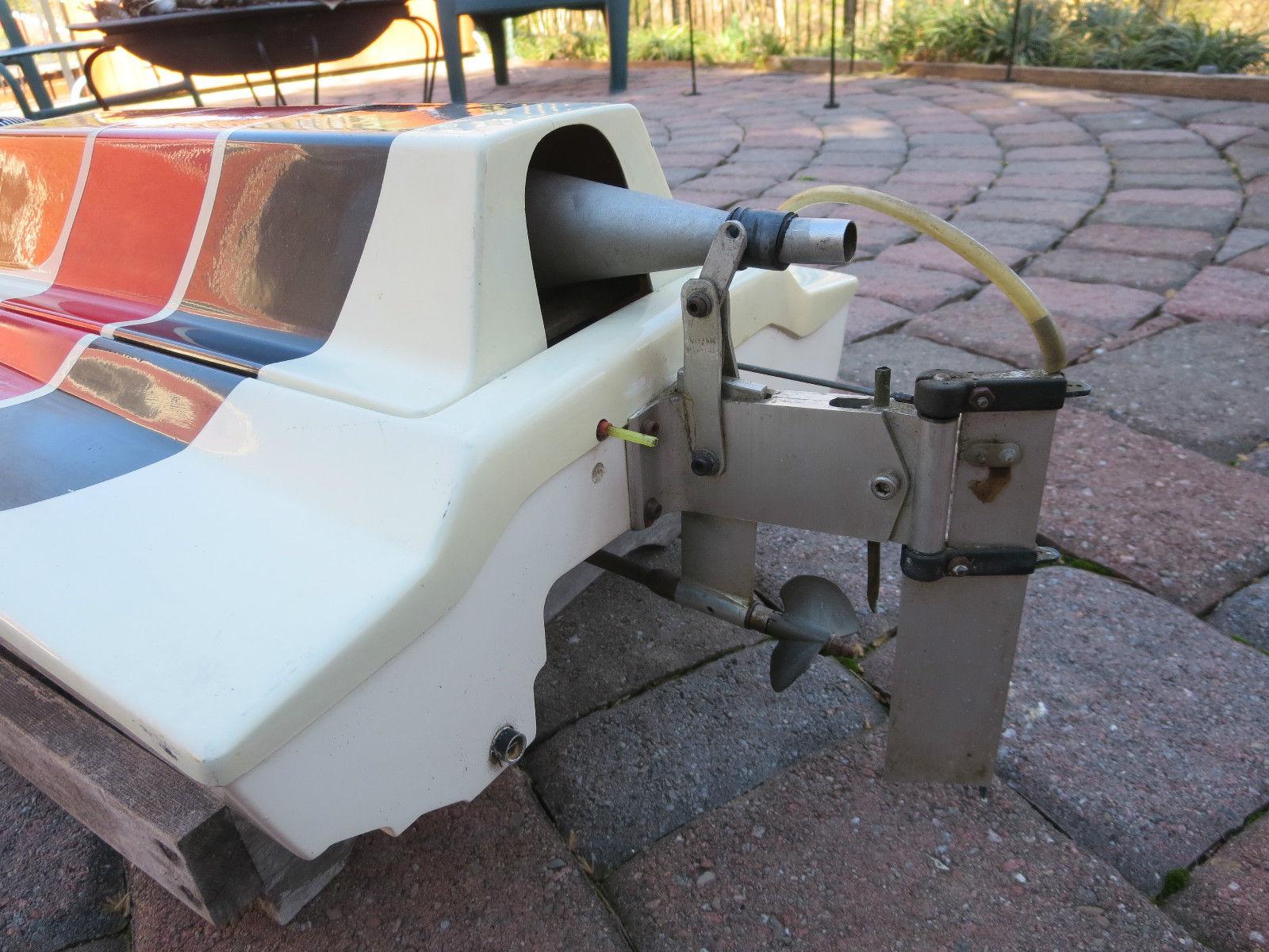 Aeromarine Mean Machine   what year?? - RCU Forums