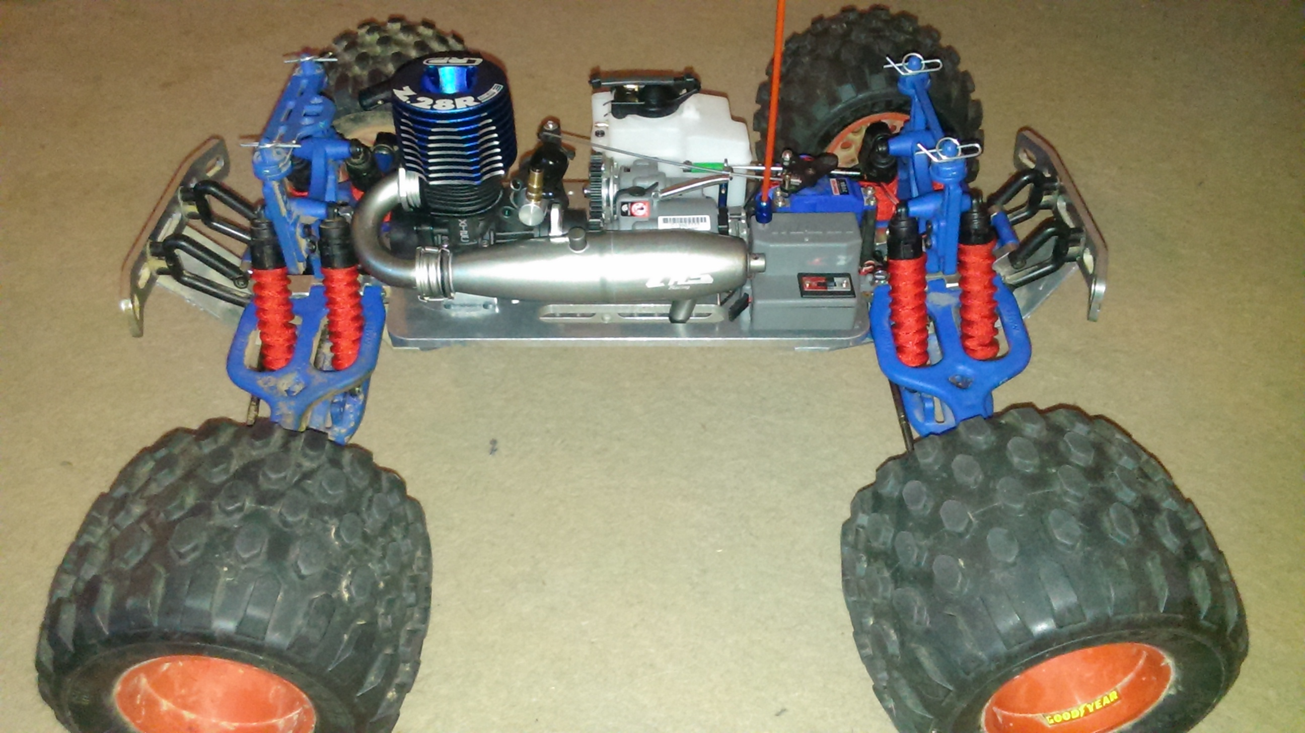 New engine for Mad Force? - RCU Forums