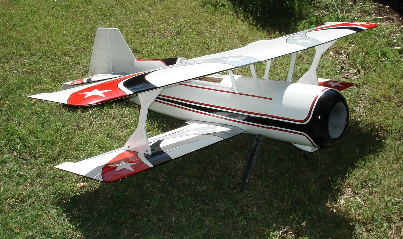 New 50cc Airplanes - RCU Forums